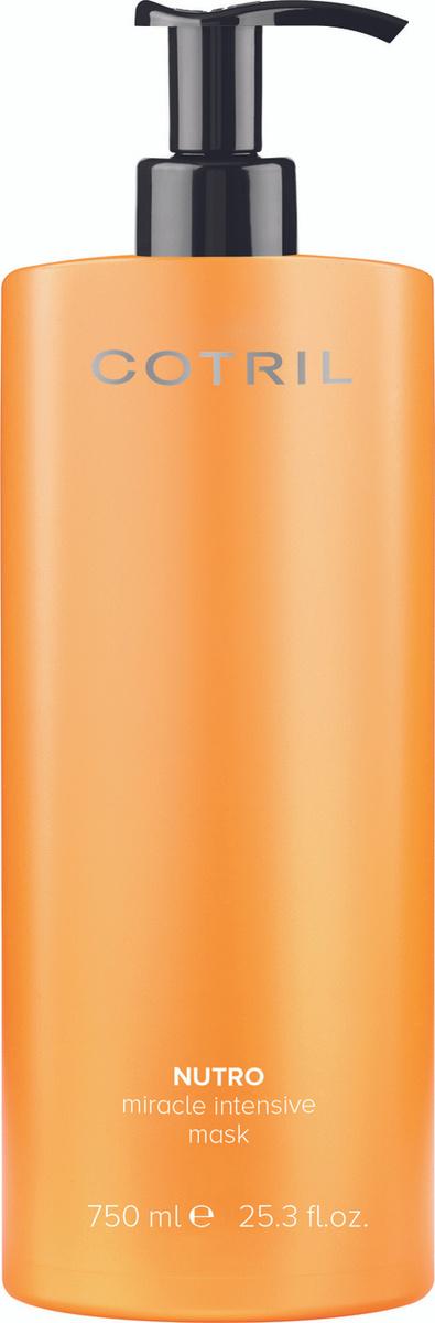 Cotril Интенсивно питающая маска NUTRO MIRACLE INTENSIVE  MASK, 750 мл #1