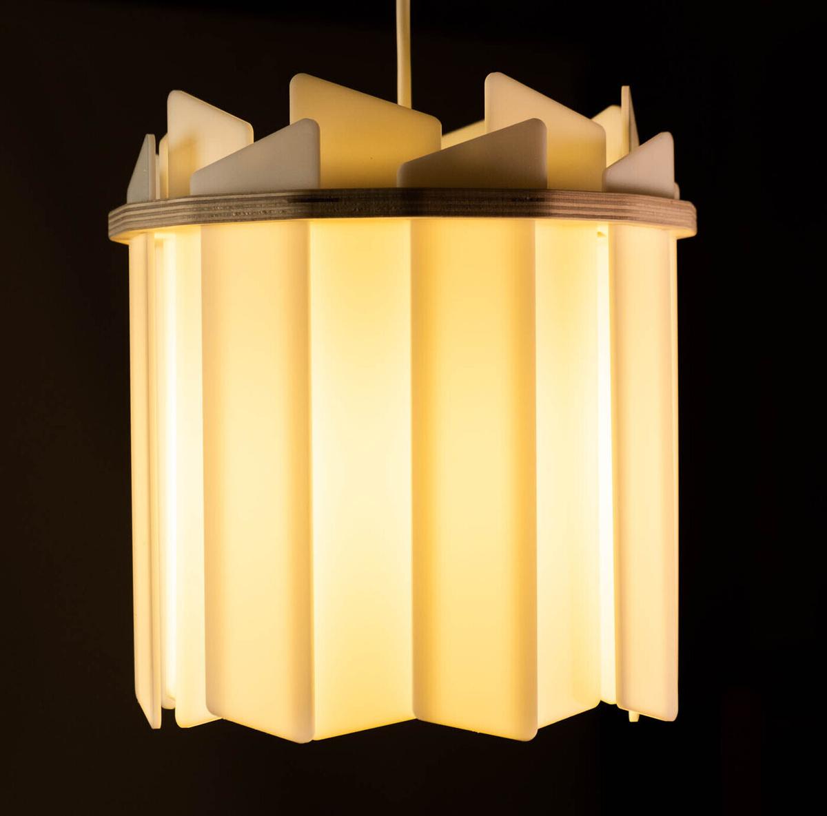 Подвесной светильник Mana Fabric Шуга, 25 Вт #1