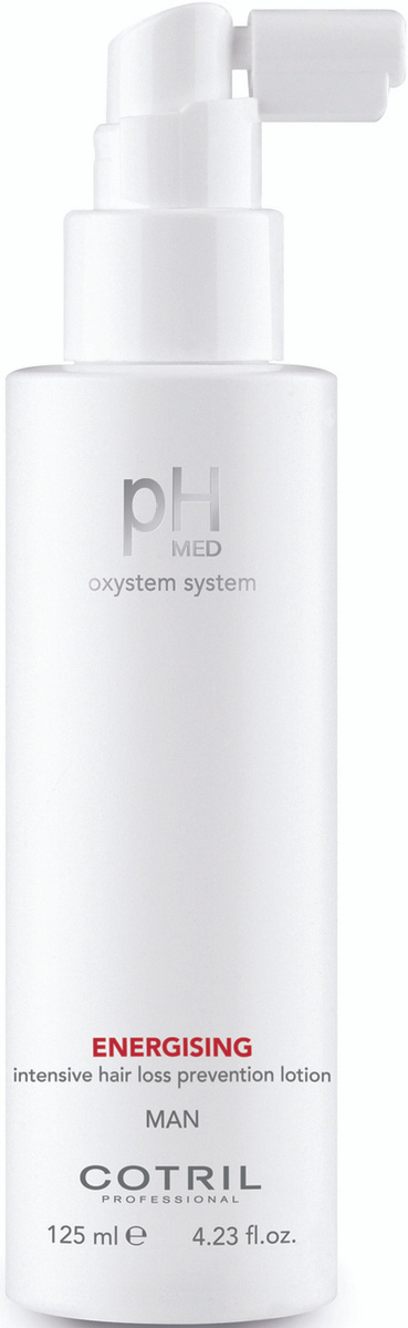 Cotril Лосьон против выпадения волос pH MED Energising Woman Lotion, 125 мл  #1