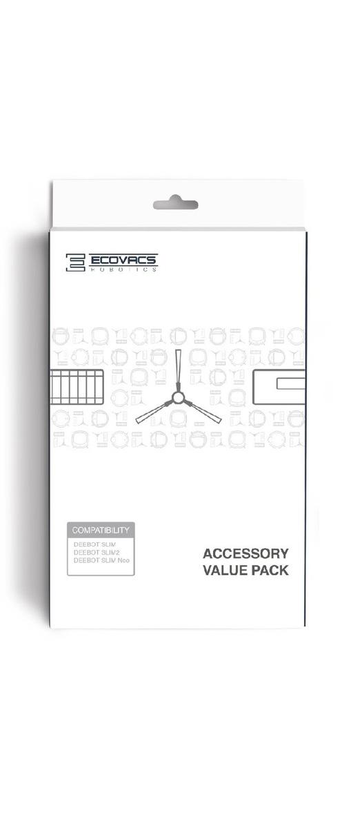 Ecovacs Набор щеток и фильтров для Slim10 DK3G-KTA #1