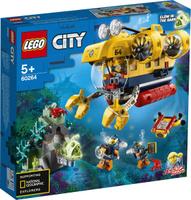 Конструктор LEGO City Oceans 60264 Океан: исследовательская подводная лодка. Наши лучшие предложения
