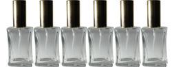 Aromaprovokator Флаконы для духов 30 ml спрей люкс металл 6 шт набор. Флаконы для духов