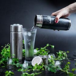 Ионизатор воды и термос RAWMID Dream flask IDF-01 с деловой сумкой (серебряный). Лучшая цена