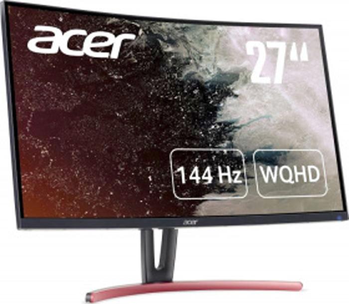 27 Монитор Acer, ED273URPbidpx, UM.HE3EE.P01