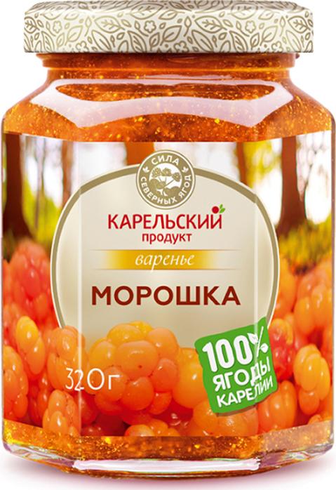 Карельский продукт Варенье из морошки, 320 г цена 2017
