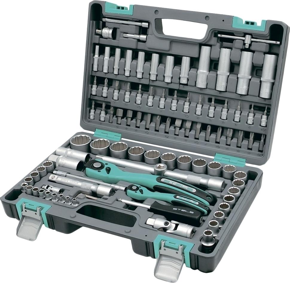цена на Набор ручного инструмента STELS 14118