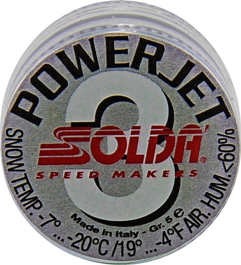 Фторовая спрессовка Solda Power Jet 3, 0736, 5 г