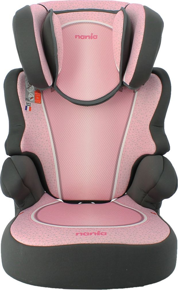 Автокресло Nania Befi x SP Skyline 1 Pillow, розовый