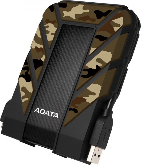 Портативный внешний жесткий диск ADATA HD710M Pro 1TB, AHD710MP-1TU31-CCF