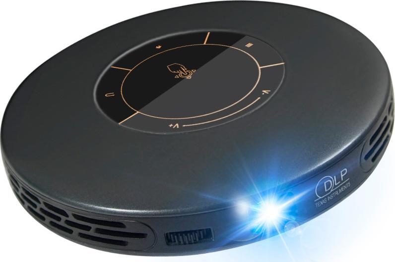 Портативный проектор Everycom D017