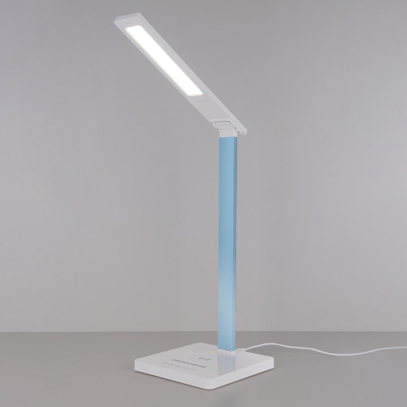 Настольный светильник Elektrostandard светодиодный Lori elektrostandard настольный светодиодный светильник elektrostandard tl90193 4690389084867