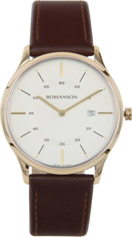 Наручные часы Romanson TL3218MR(WH)BN все цены