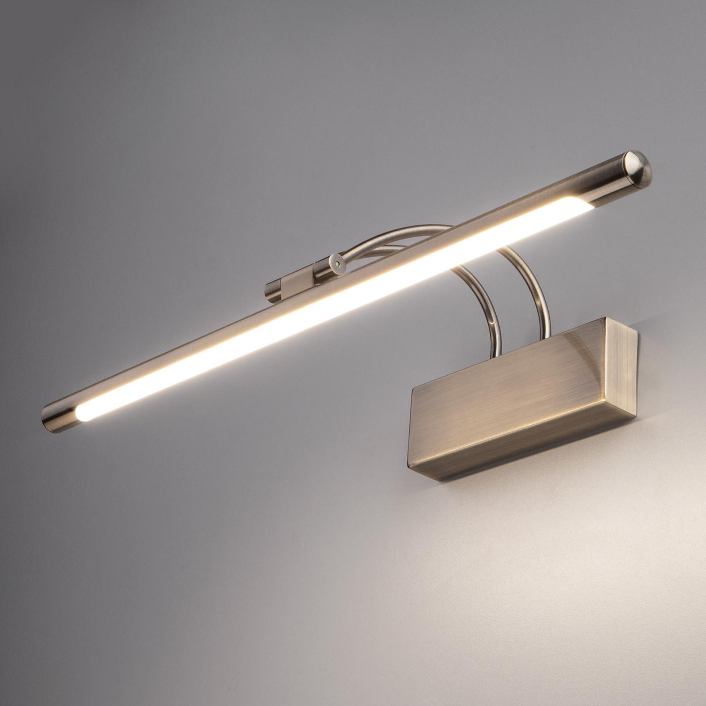 Настенный светильник Elektrostandard Simple LED светодиодный MRL LED 10W 1011 IP20, 10 Вт elektrostandard настенный светильник elektrostandard inside led белый матовый mrl led 12w