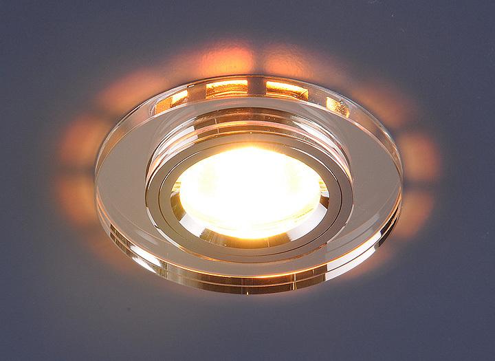 Встраиваемый светильник Elektrostandard Точечный 8060 MR16 SL, G5.3 цены