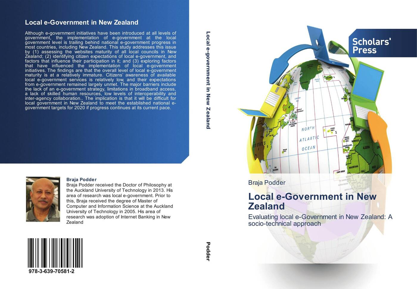 Braja Podder Local e-Government in New Zealand a generic architecture for e government and e democracy