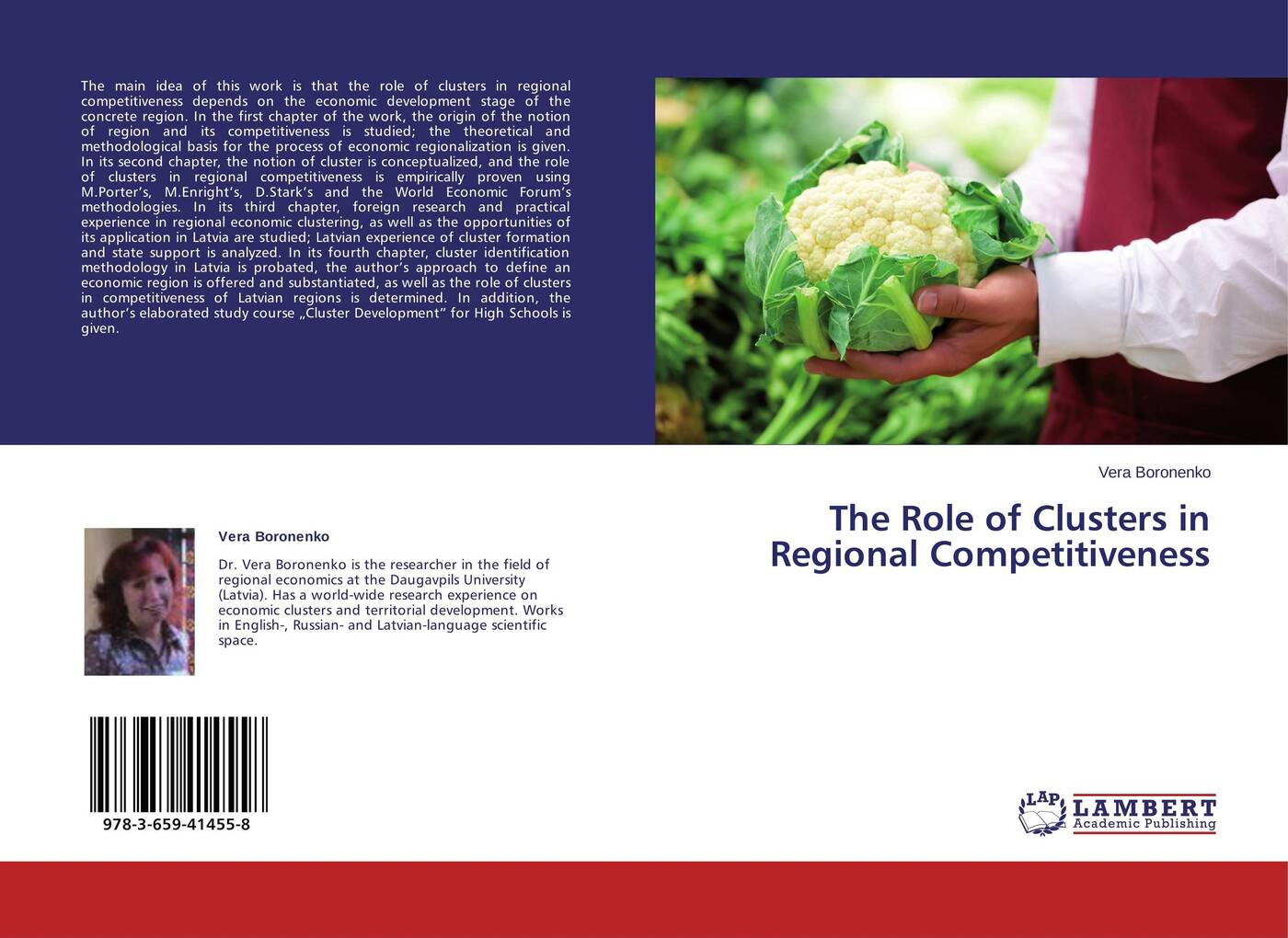 Фото - Vera Boronenko The Role of Clusters in Regional Competitiveness piya das and subhrabaran das competitiveness and role of research and development