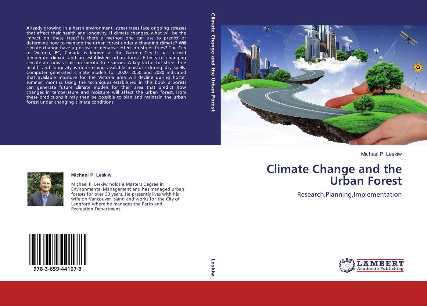 Michael P. Leskiw Climate Change and the Urban Forest public understanding of climate change in urban bangladesh