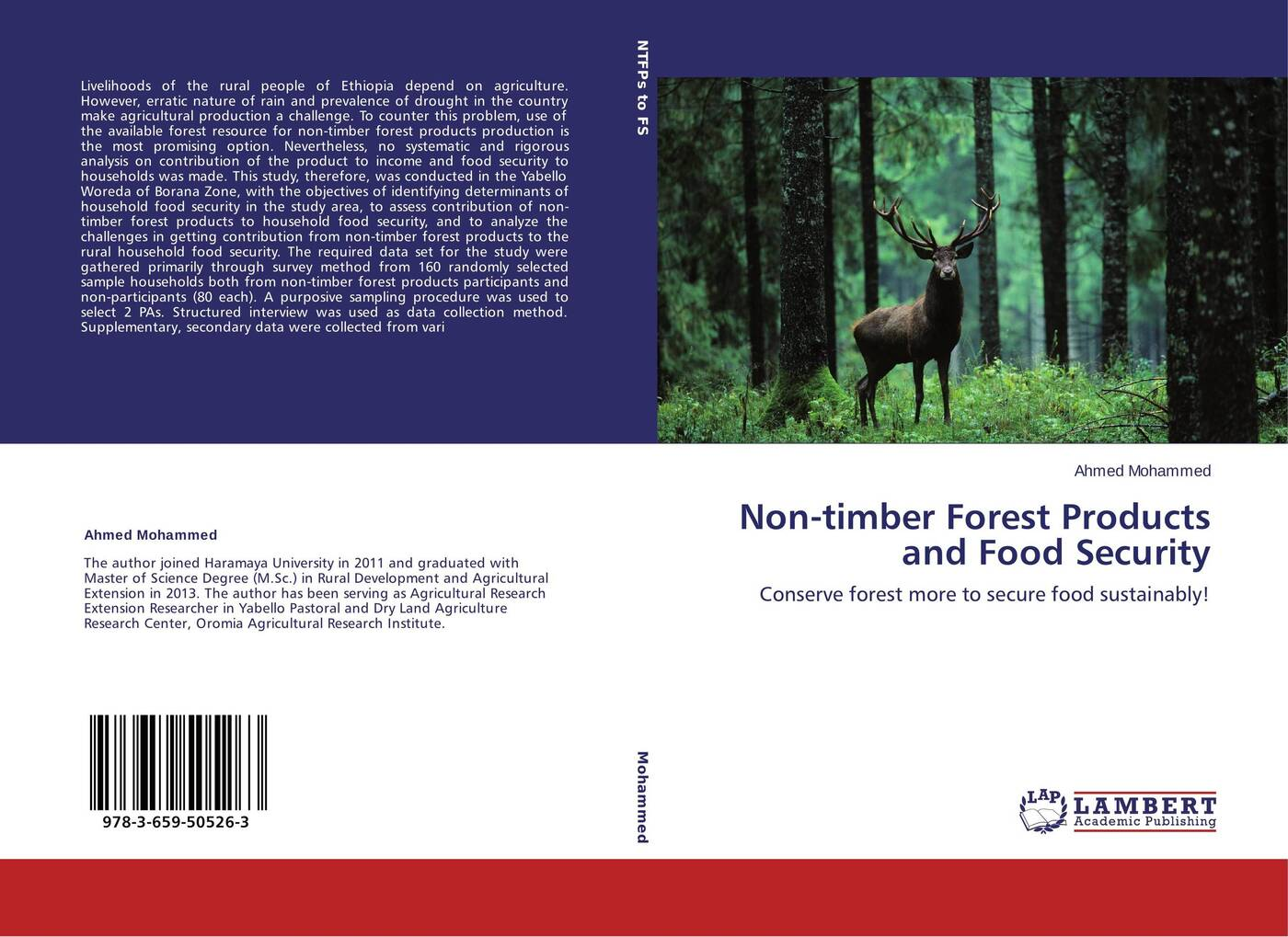 Ahmed Mohammed Non-timber Forest Products and Food Security women s indigenous knowledge in household food security