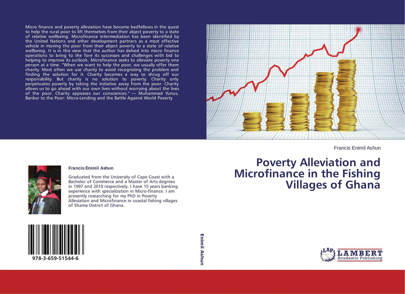 Francis Enimil Ashun Poverty Alleviation and Microfinance in the Fishing Villages of Ghana persistence of poverty in rural ghana