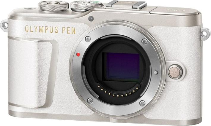 Беззеркальный фотоаппарат Olympus E-PL9 Body, белый