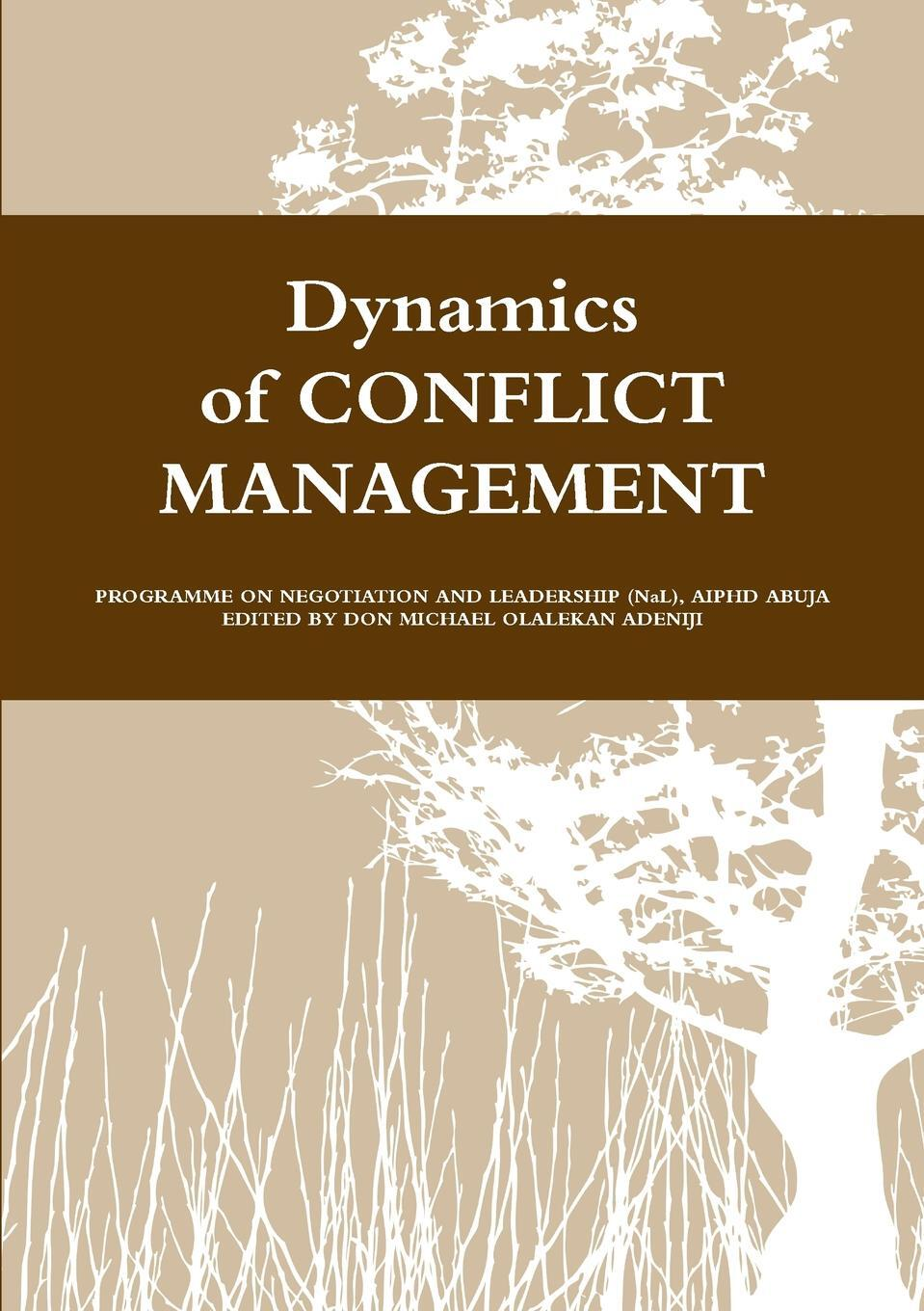 Dynamics of conflict management  ...