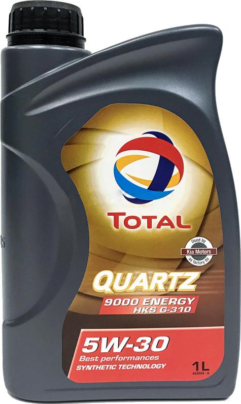 Моторное масло TOTAL QUARTZ 9000 ENERGY HKS 5W-30 1 л