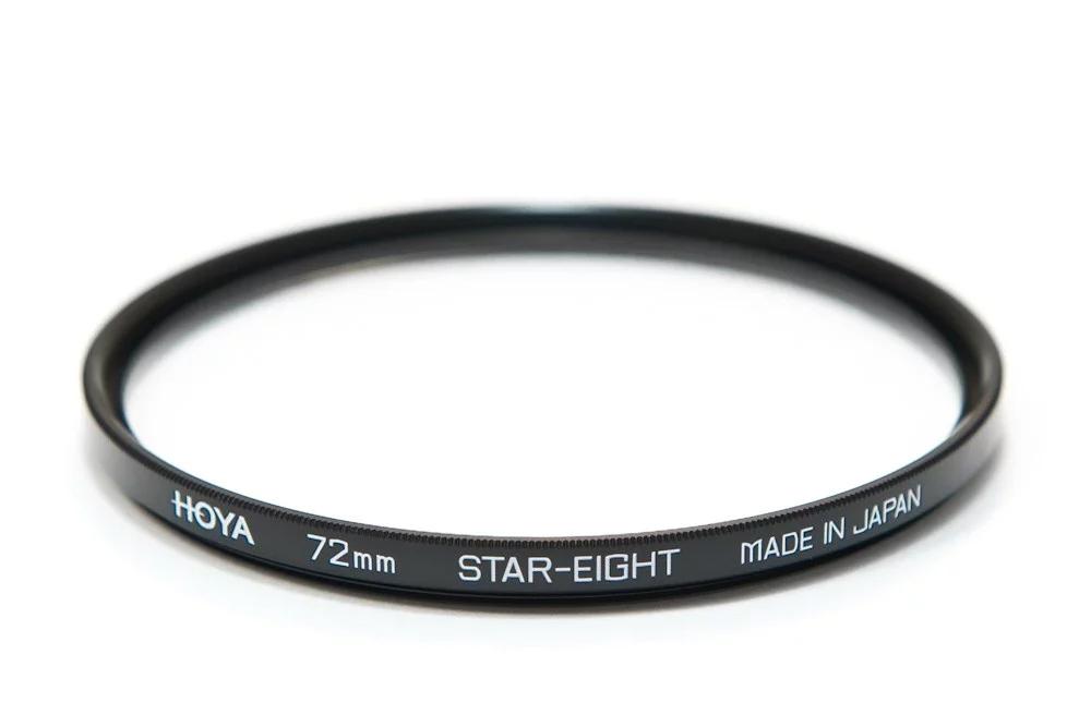 Светофильтр HOYA STAR-EIGHT 72