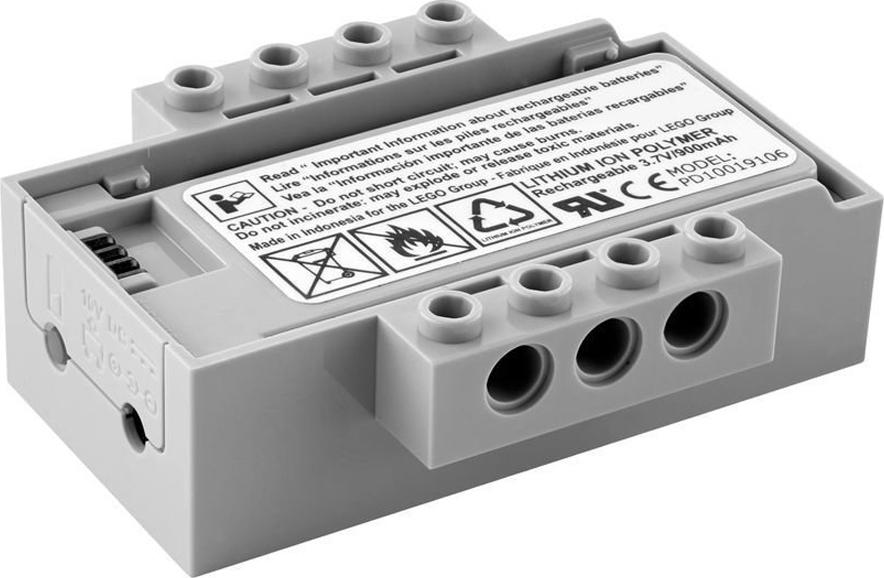 LEGO 45302Аккумуляторная батарея WeDo 2. 0 Аккумуляторная батарея WeDo 2.0 обеспечивает более продолжительную...