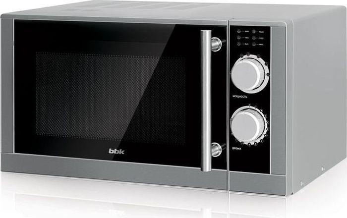 Микроволновая печь BBK 23MWS-929M/BX/RU MG, черный