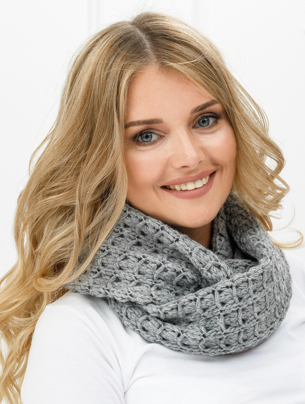 словам вязаные шарфы снуды фото и схемы что оба сегодня