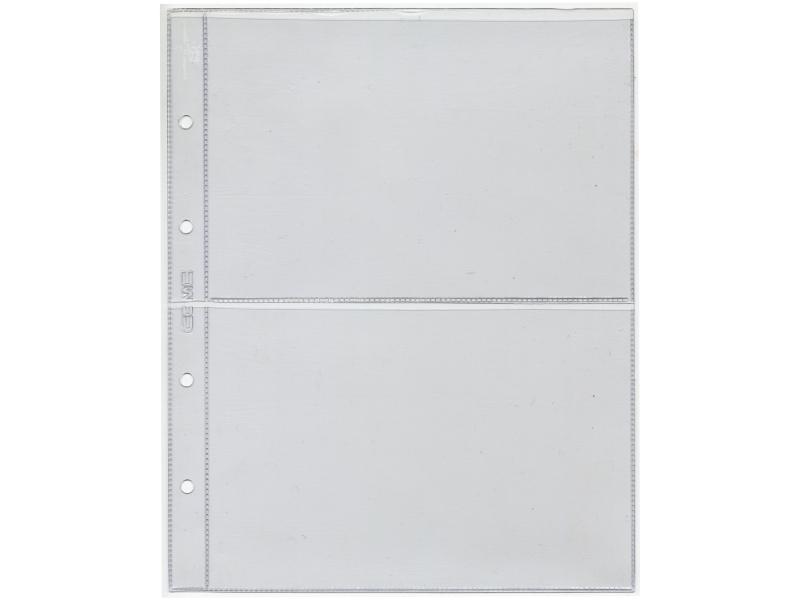Листы для открыток на 2 ячейки