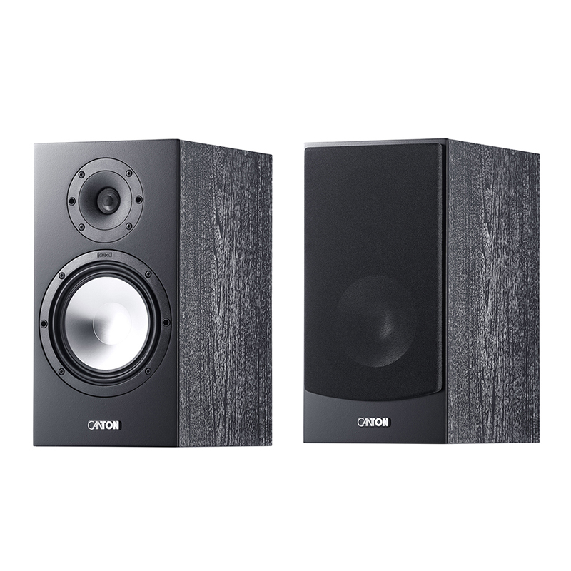 Полочная акустика Canton GLE 436.2 black