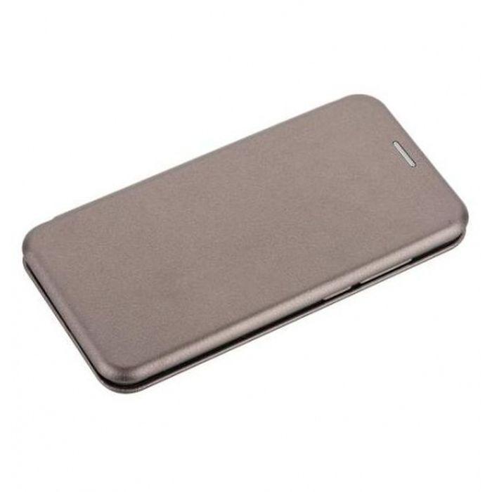 Чехол-книжка Fashion Case Slim-Fit для Samsung Galaxy S9 Plus Silver Серебро