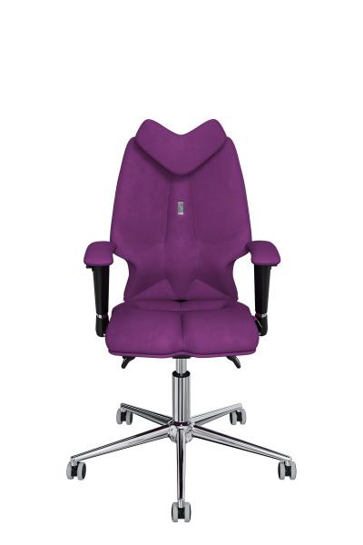 Детское компьютерное кресло KULIK SYSTEM FLY Лиловый
