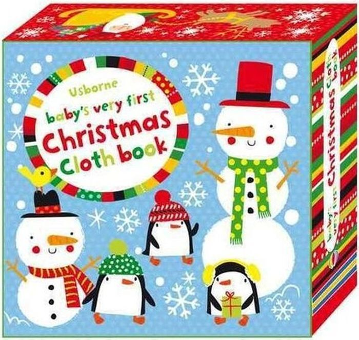 Fiona Watt. Baby's Very First: Christmas: Cloth Book