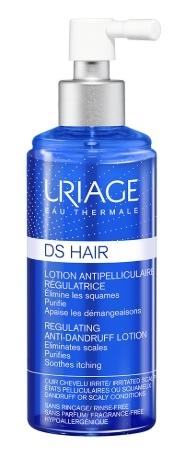 Регулирующий лосьон-спрей для кожи головы Uriage DS Lotion Antipelliculaire Regulatrice 100 мл