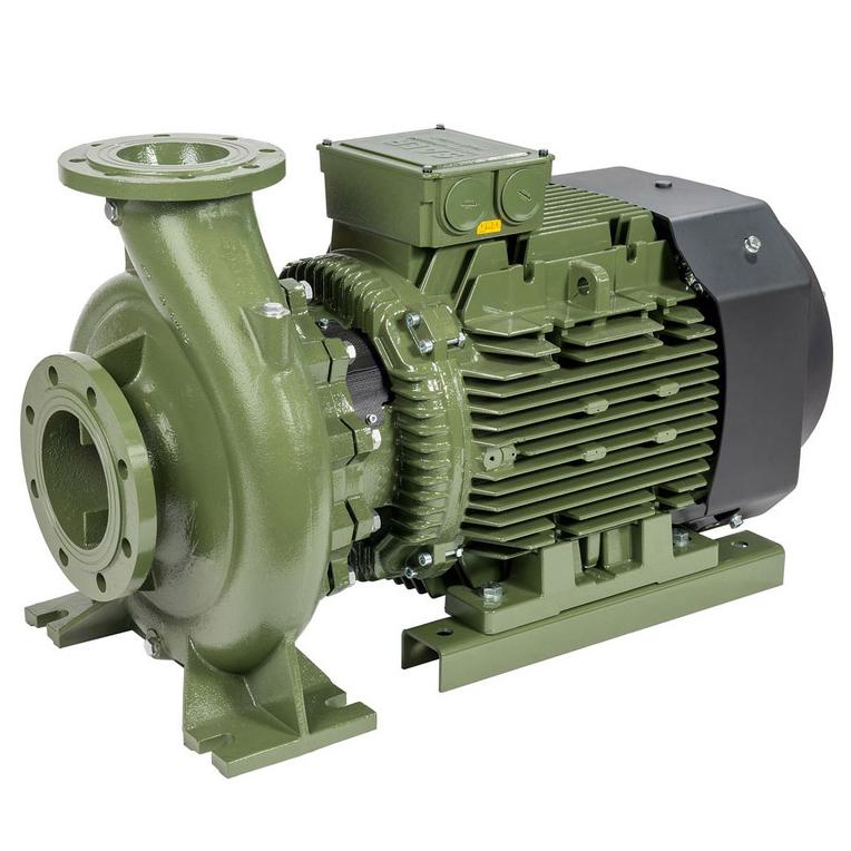Насос консольно-моноблочный фланцевый SAER IR 65-125B, кВт 5,5