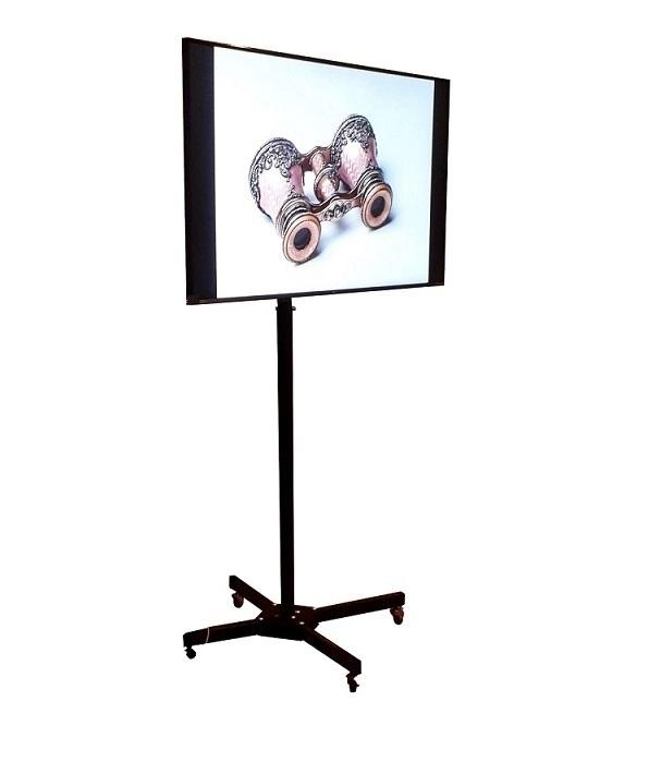 """TVHOLDER Мобильная стойка 1,7 м для ТВ """"Plazma EXE St.2"""""""