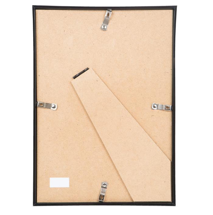 Рамка 21x29.7 см цвет чёрный-20995