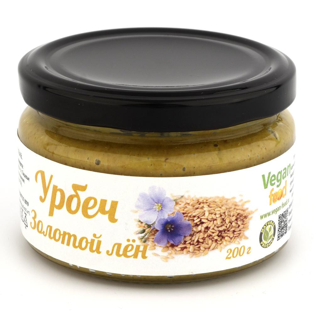 урбеч из семян льна применение