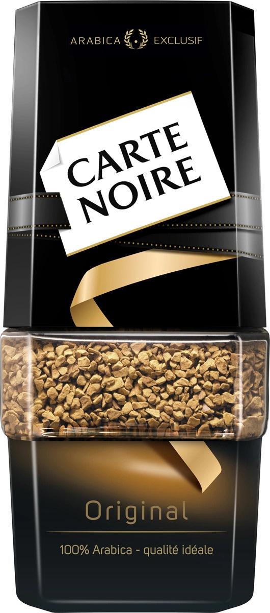 Кофе растворимый Carte Noire Original 190 г #1