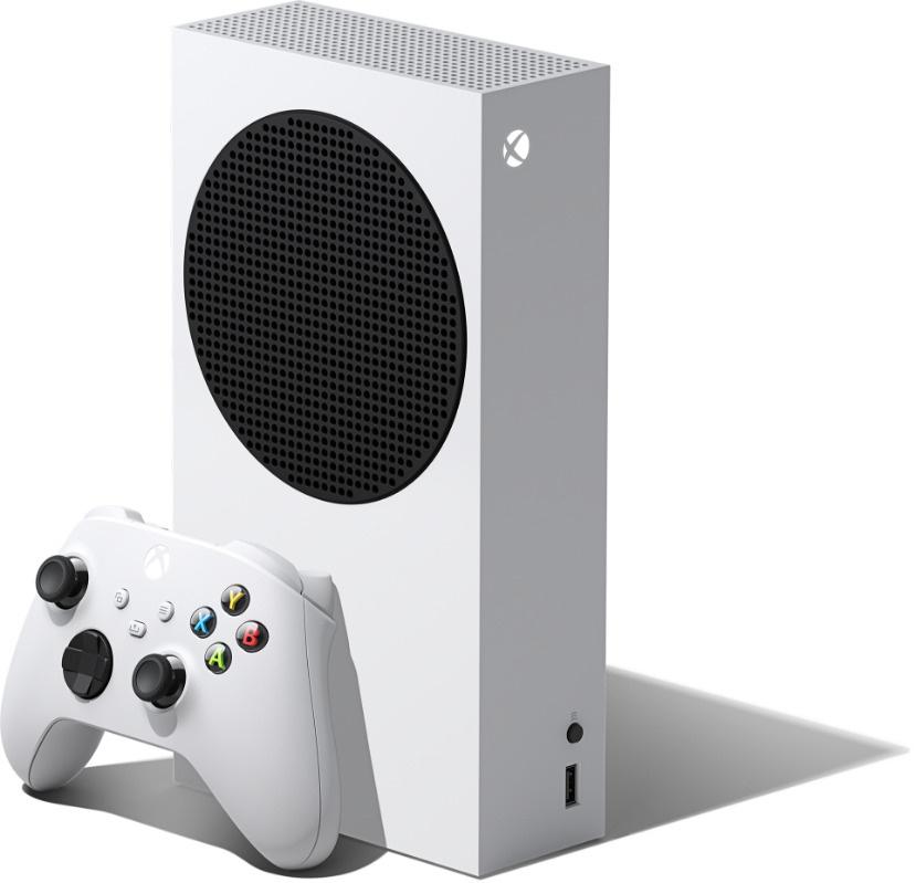 Игровая консоль Microsoft Xbox Series S, белый #1