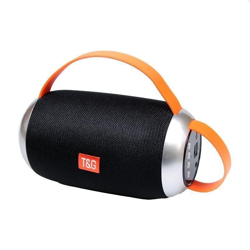 TEWSON TG-112 Портативная колонка Bluetooth, AUX, USB, MicroSD, FM #1