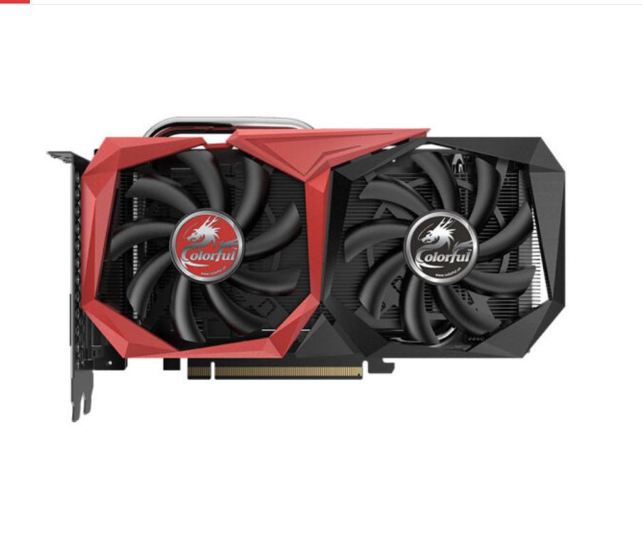 Видеокарта Colorful GeForce GTX 1660 Ti 6G #1