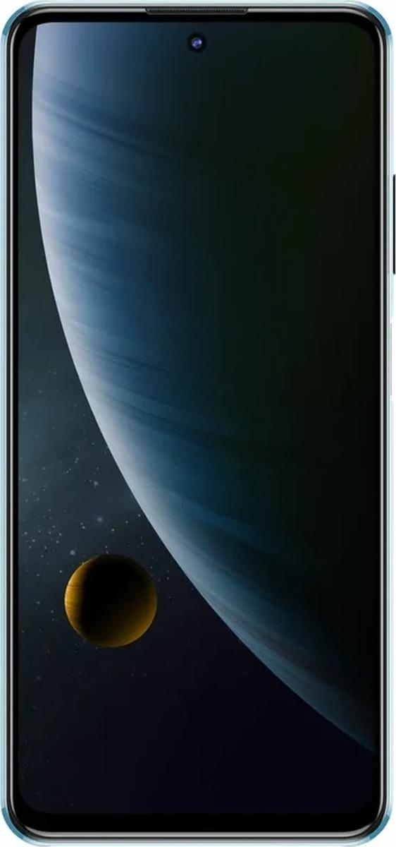 Смартфон ZTE Blade V30 4/128GB, синий #1