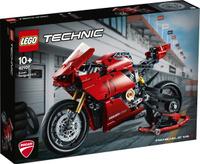 Конструктор LEGO Technic 42107 Ducati Panigale V4 R. Наши лучшие предложения