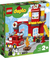 Конструктор LEGO DUPLO Town 10903 Пожарное депо. Наши лучшие предложения