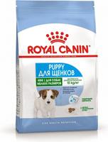 """Корм сухой Royal Canin """"Mini Junior"""", для щенков мелких пород в возрасте от 2 до 10 месяцев, 800 г"""