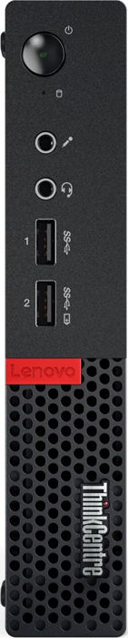 цена на Мини-компьютер Lenovo ThinkCentre M710q (10MRS2BE00), черный