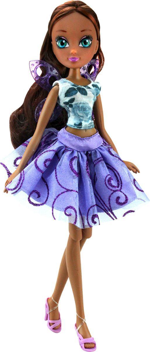 Кукла Winx Club Волшебные крылышки Лейла, IW01771905